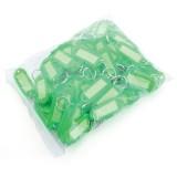 [대포장]9831 칼라키홀더 - 초록(100개)