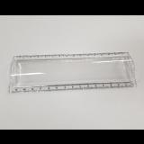 15cm 투명자 압화용/클레이용 만들기자/아크릴자/부자재